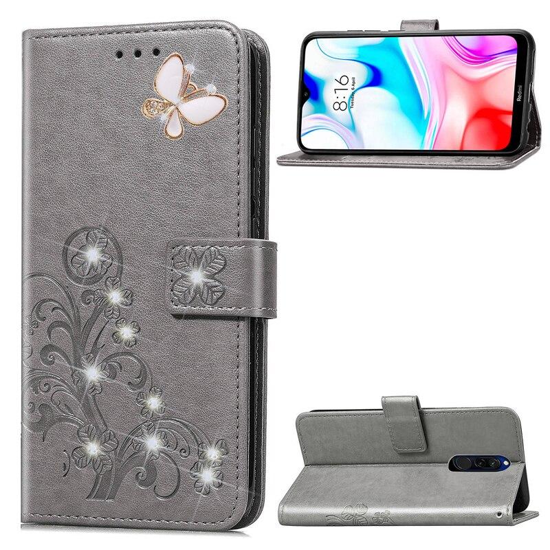 Wallet Case For Xiaomi Mi 5X 6X F1 A1 A2 Redmi Note 8 8t 9 5 Pro 5A 4 2 3 S2 4A 4X 5A 6A 7A 8A 5 Plus Leather Flip Case