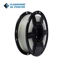 Filament bleu lumineux Flashforge 1.75mm 0.5kg pour imprimantes 3D bricolage