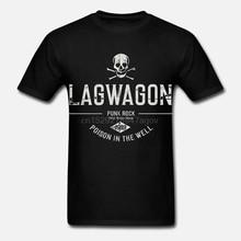 Lagwagon tee punk rock band Joey Cape S M L XL 2XL 3XL T-shirt Ten Foot Pole