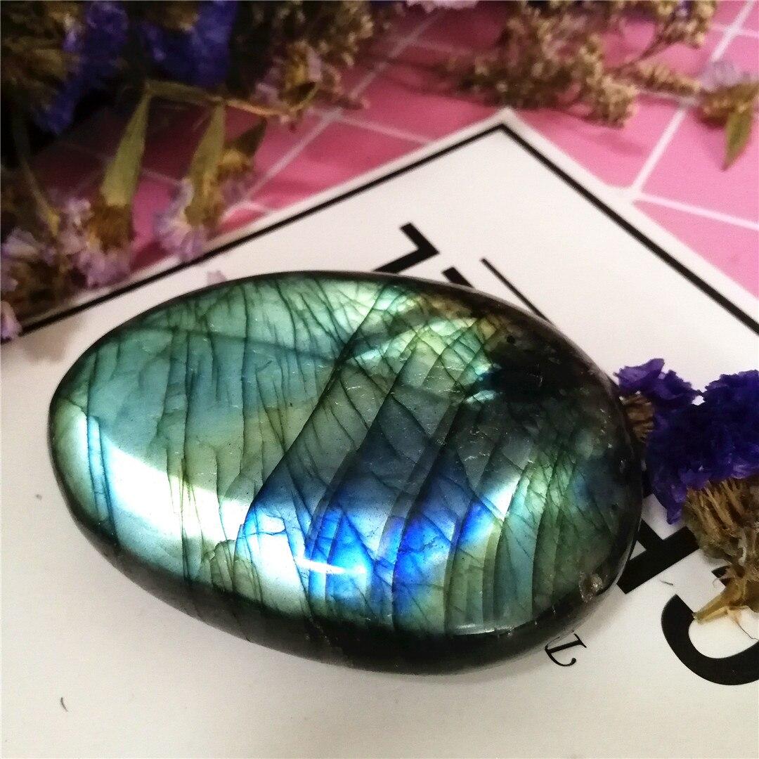 Aaa 350g natural labradorite cristal cura madagascar pedra espécime natural cristais de quartzo e pedras cura presente para decoração