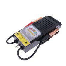 6v/12v автомобильный тестер нагрузки на батарею генератор зарядки система тестер автомобиля грузовика