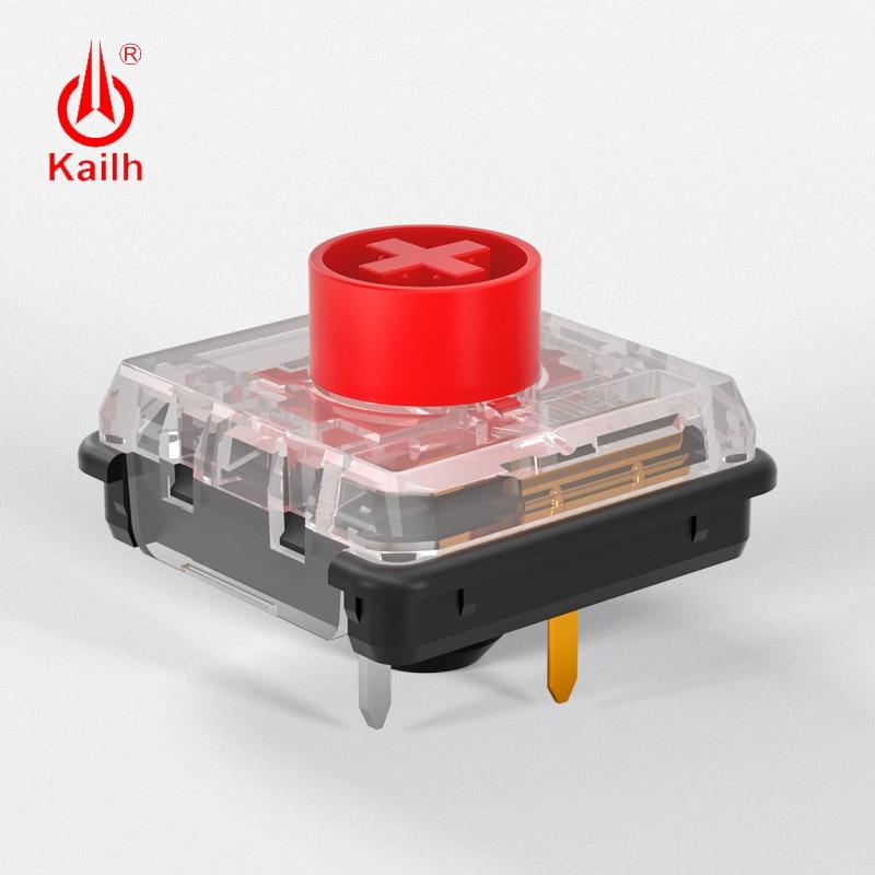 Kailh chocolate v2 baixo perfil interruptor de teclado mecânico vermelho/marrom/azul para teclado mecânico retroiluminado