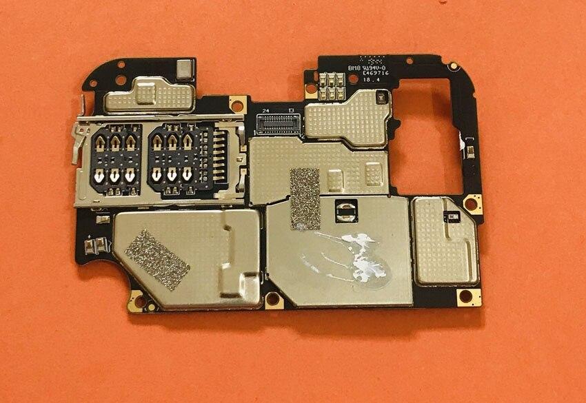 Original mainboard 4G RAM+64G ROM Motherboard for UMIDIGI Power MTK Helio P35 Octa Core Free shipping