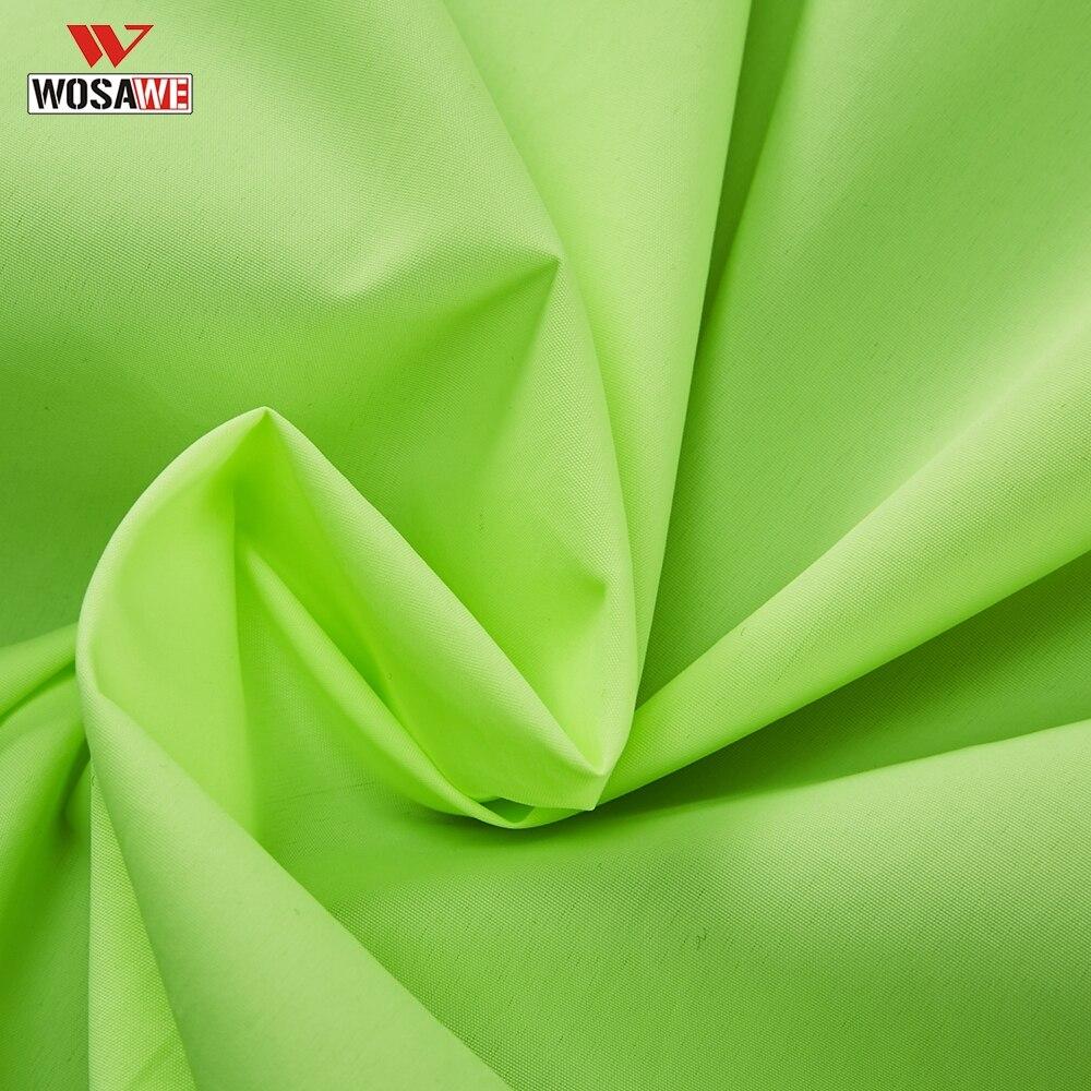 WOSAWE Men Motobike Racing Bicycle Shirts Lightweight Windproof Waterproof Reflective Sleeveless Vest Green Blue MTB Tops enlarge