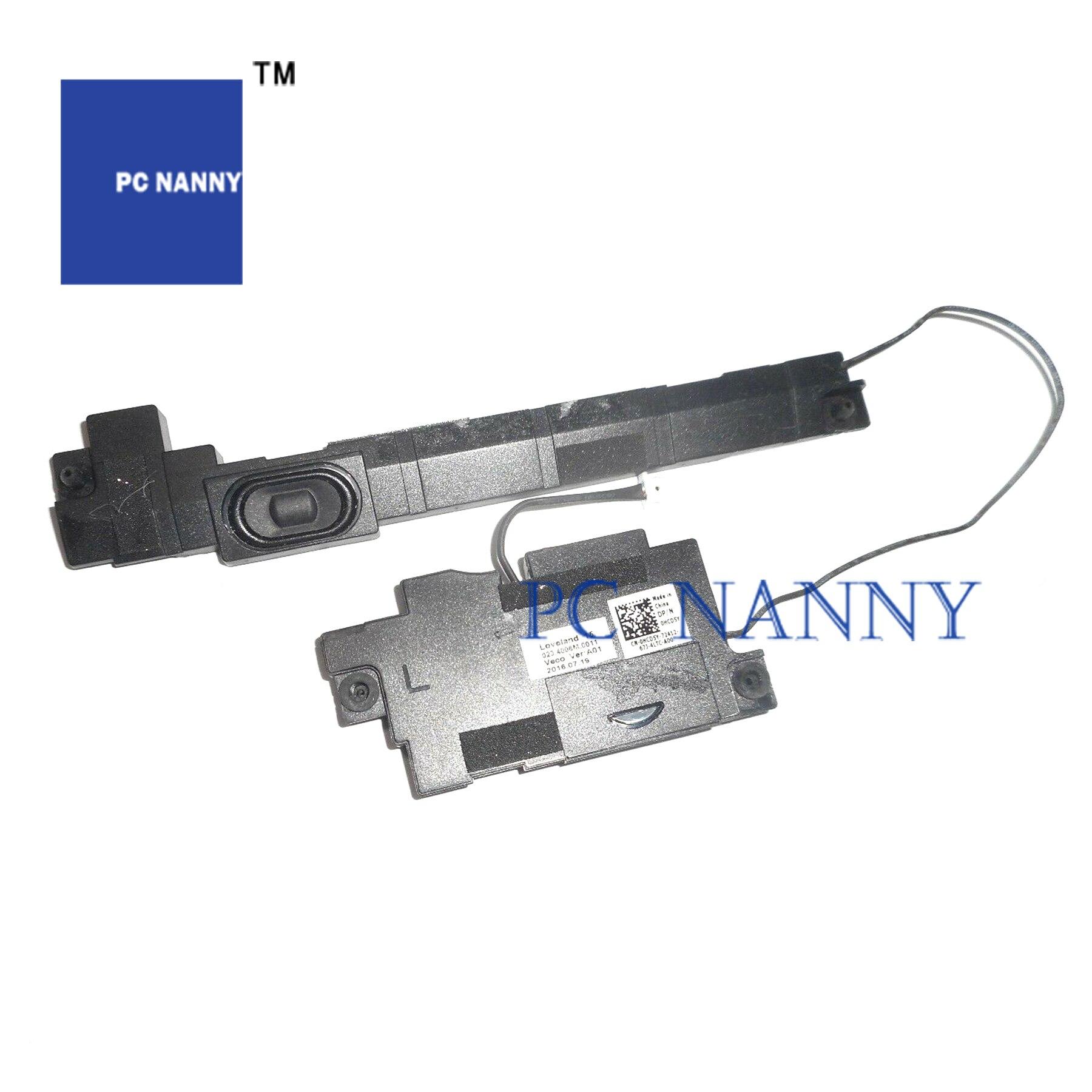 جهاز كمبيوتر شخصي لمكبر صوت ديل لاتيتيود 3570 0HCD5Y HCD5Y لوحة لمس الكاميرا 0592wk 592wk