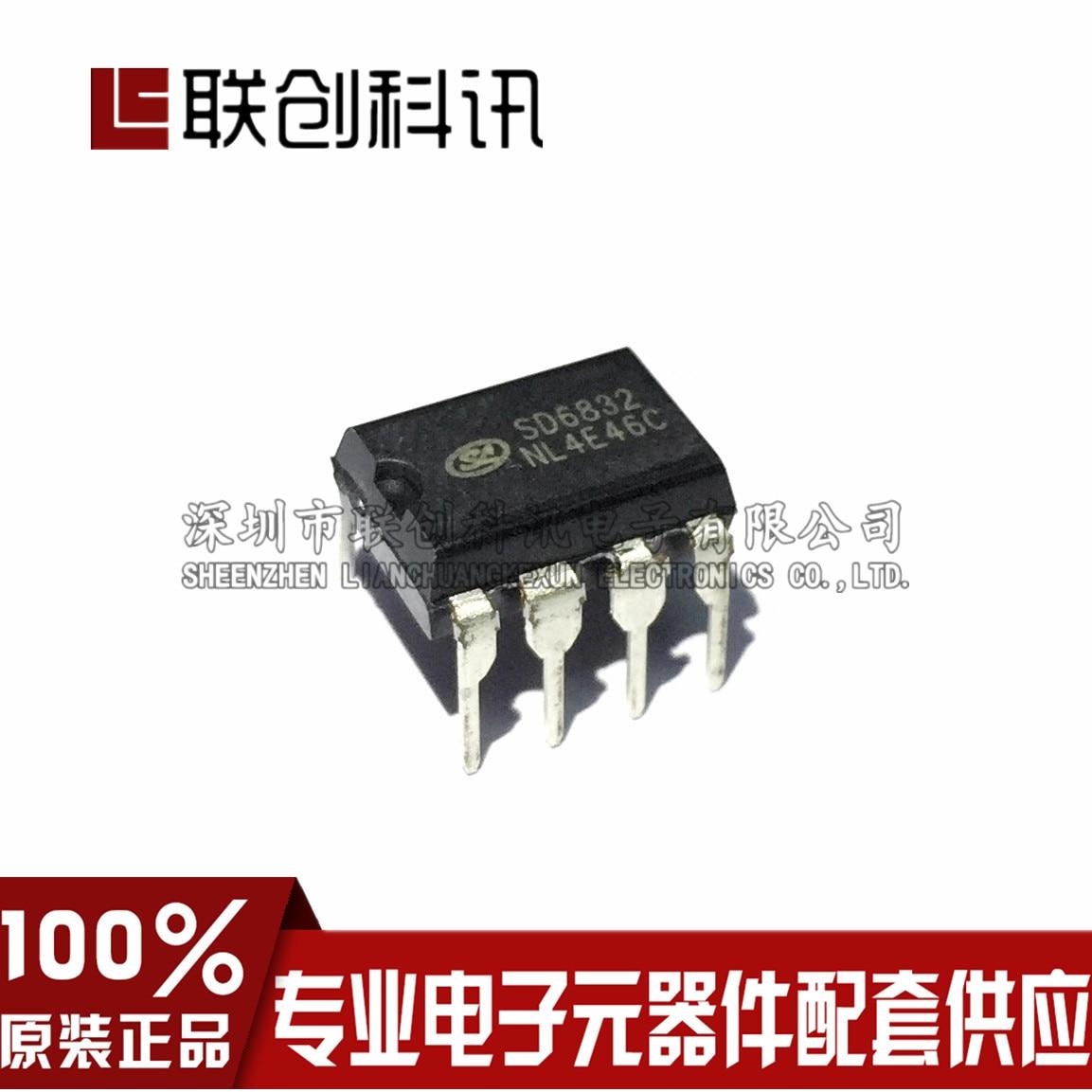 100% New&original  SD6832  IC   8 DIP8