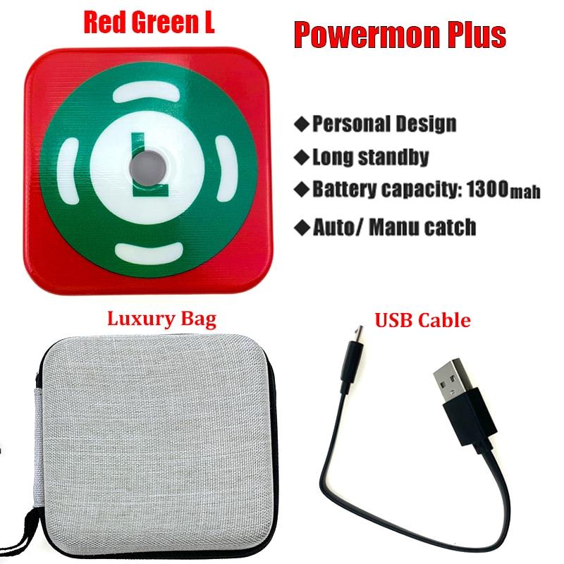 Dispositivo de pulsera Powermon Plus para Powermon GO PLUS, dispositivo de pulsera para Android e IOS, figuras interactivas de juguete Bluetooth