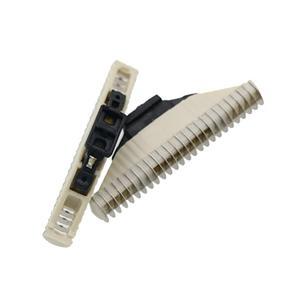 2pcs Hair Trimmer Cutter Barber Head for philips QC5550 QC5580 QS6140 QS6141 QS6160 QS6161  Free Shipping