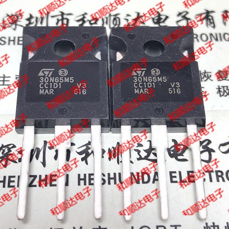 original-nuevo-2-uds-30n65m5-stw30n65m5-247-650v-22a