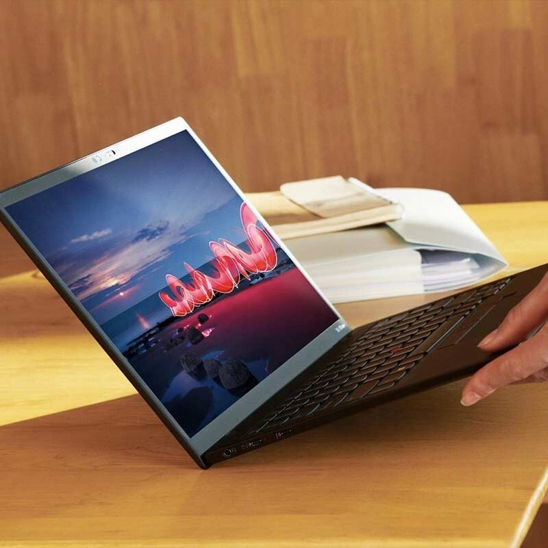 Lenovo ThinkPad X1 Nano Windows 10 Professional laptop   i7-1160G7 16GB RAM 1TB SSD 2K LED-backlit  wifi 6 Ultraslim Fingerprint