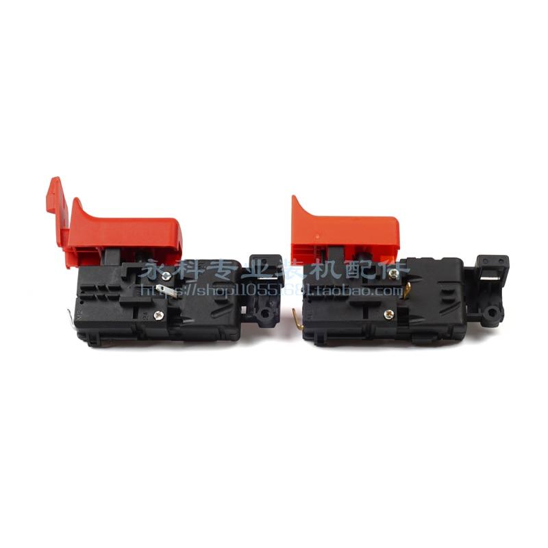 AC220V rotativa martillo interruptor de repuesto para Bosch GBH2-26DE GBH2-26DFR GBH 2-26 E GBH2-26DRE GBH2-26 RE on-off Switch