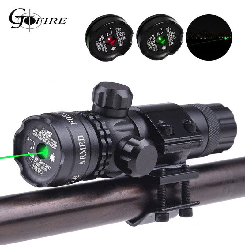 4x20 3in1 hunting rifle optic scope with red dot laser sight tactical crossbow riflescope 11mm rail mount for airsoft 22 caliber Tactical Laser Pointer Sight Hunting Green Red Dot Rifle Mount Compact Scope Airsoft Sport Rail Barrel Pressure Switch Mount