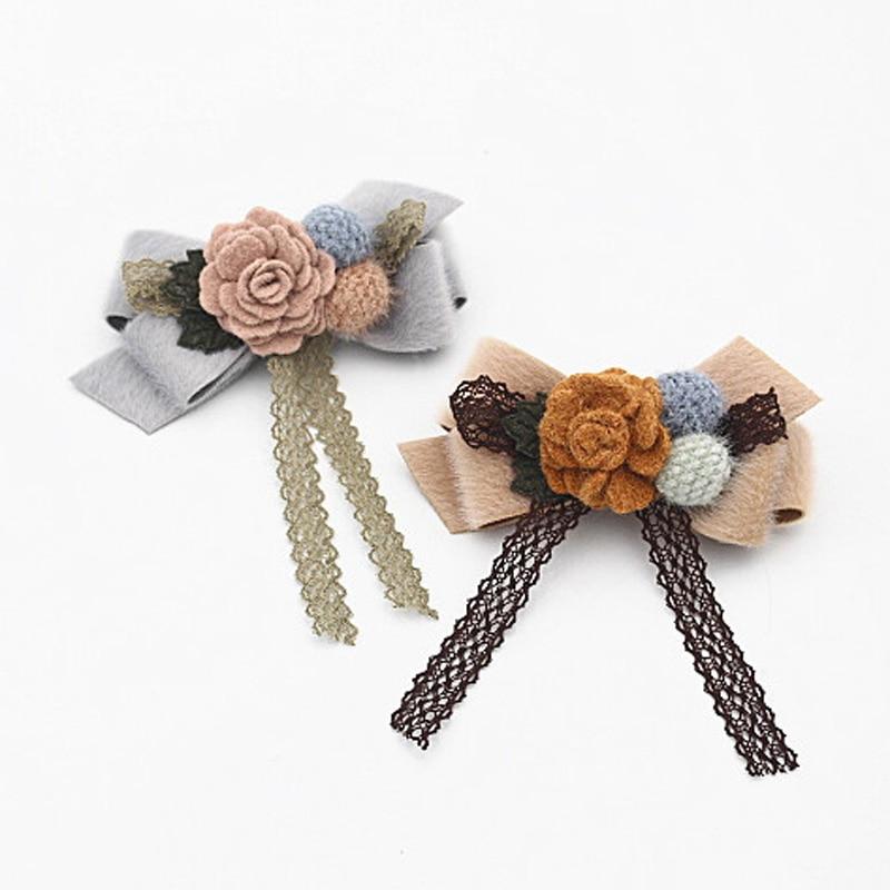 Flower Bowtie Women 2020 New Party Necktie Woman Wedding Neck Tie Bowknot Pajaritas Vlinderdas Neck Wear Cravate Bowties