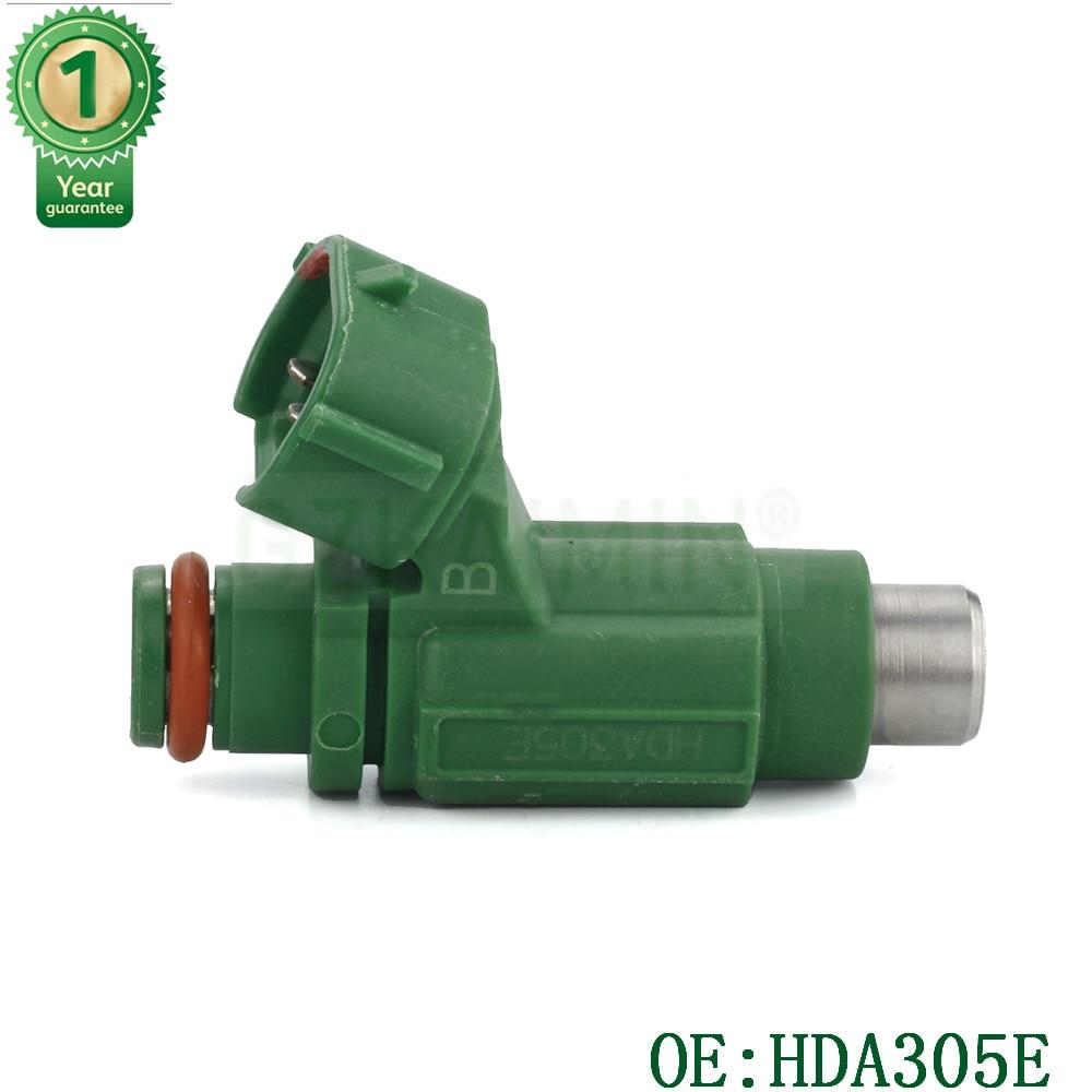 Genuin Топ Форсунка впрыска топлива набор инжекторов (4) HDA-305E потока Matche HDA305E HDA-305E для Mitsubishi Lancer Outlander
