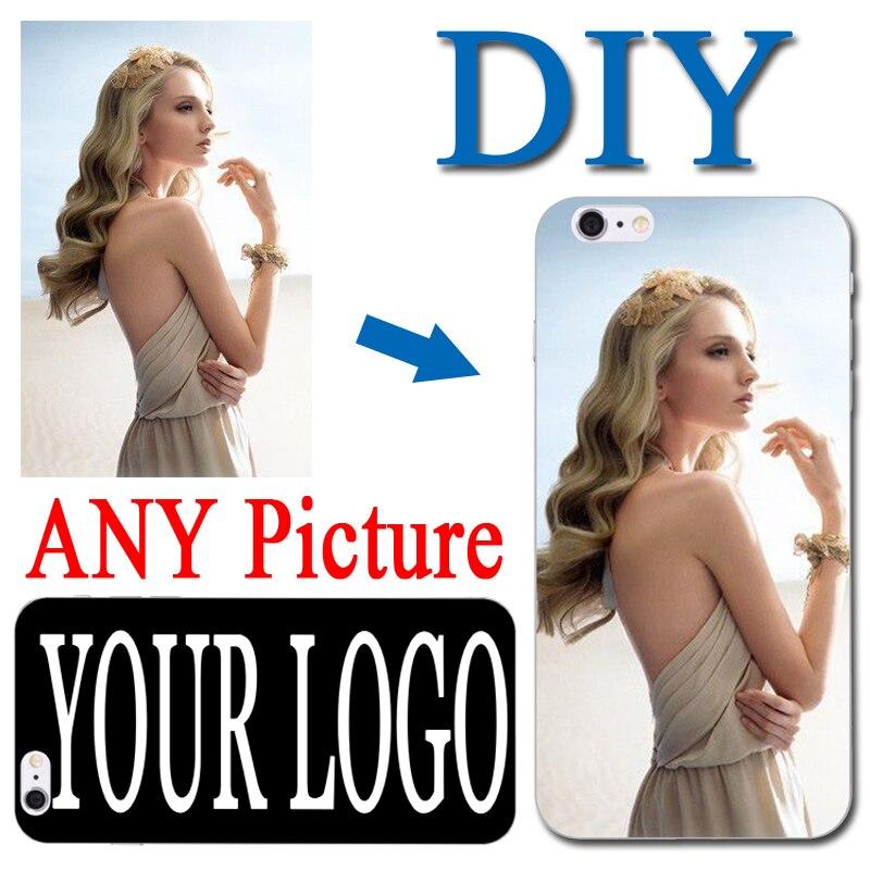 DIY personalizado foto nombre personalizado impresión de su diseño de silicona funda para LG K8 2018 LG K9 para LG Aristo 2