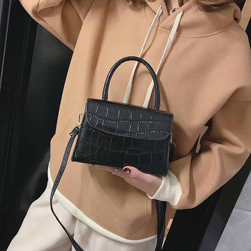 Сумка donna в стиле ретро, маленькие сумки с клапаном, Высококачественная мини сумка из искусственной кожи, женские сумки через плечо