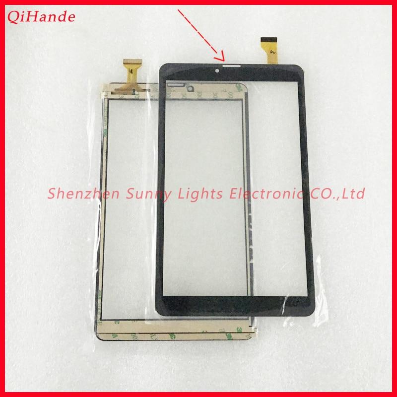Nuevo GY-P80006A-V0 táctil de 8 pulgadas para regalo de niños tableta digitalizador Sensor de cristal de pantalla táctil Phablet pantalla táctil en tableta