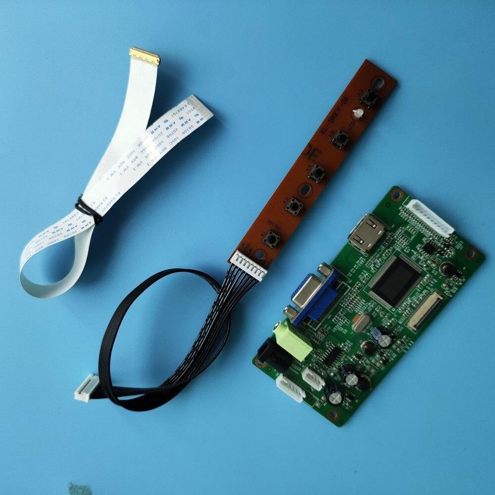 كيت ل N116BCA-EA1 1366x768 30pin لوحة HDMI VGA سائق EDP HD LED تحكم مجلس LCD رصد شاشة عرض 11.6
