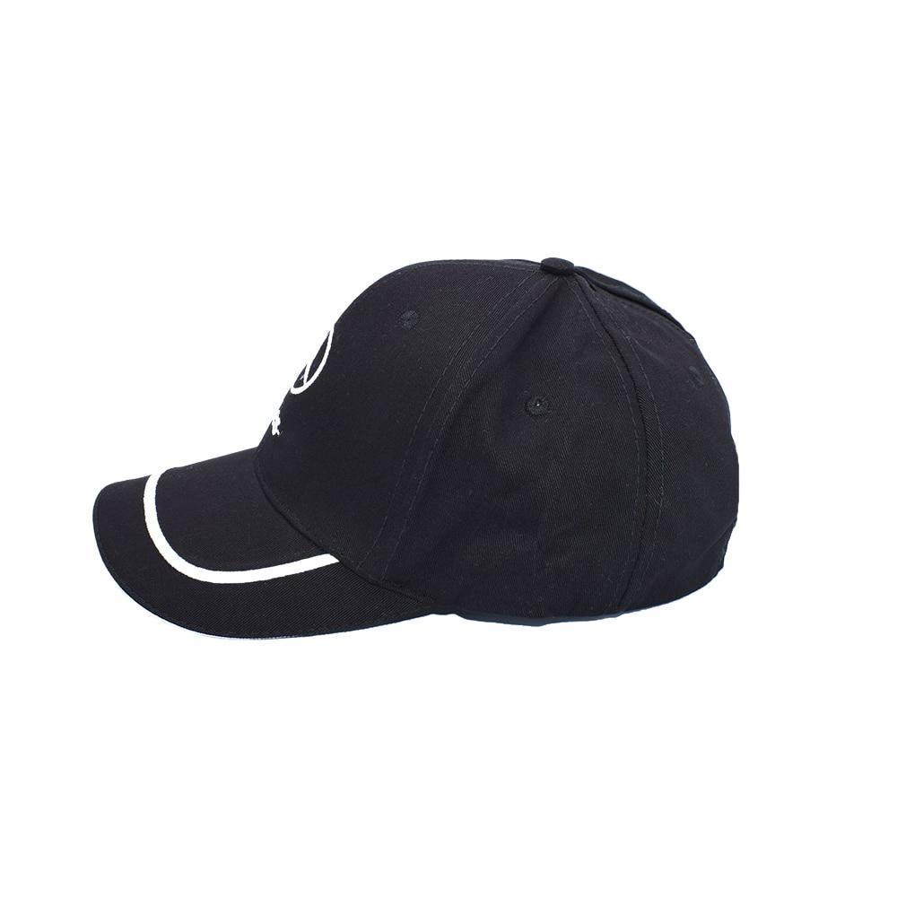Baseball Cap Car Logo Emblem Sports Hat For Benz Casquette Gorras Outdoor Sunhat Men Women Headdress Hip Hot Chapeau Adjuatable