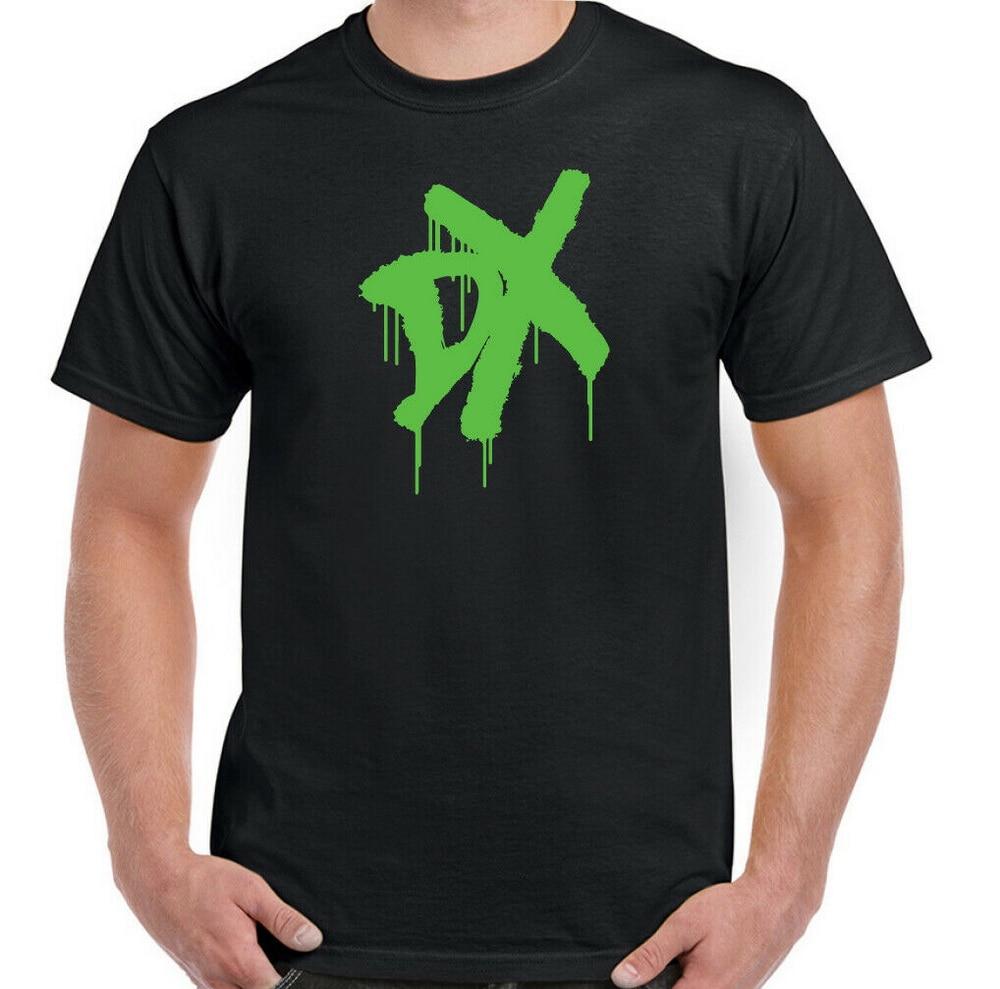 DX camisetas de lucha libre camiseta Generación X luchador para hombres harajuku camiseta divertida