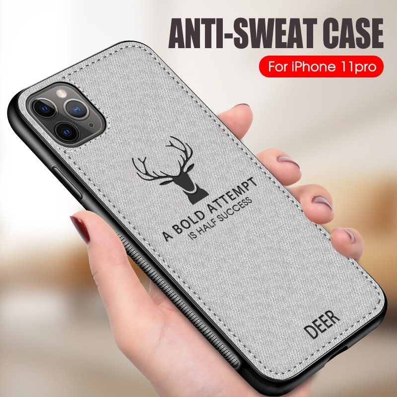 Funda para teléfono de silicona para iPhone 6 6s 7 8 Plus 11 tela suave TPU cubierta para iPhone XR X XS X Max 11 pro Max las cocas
