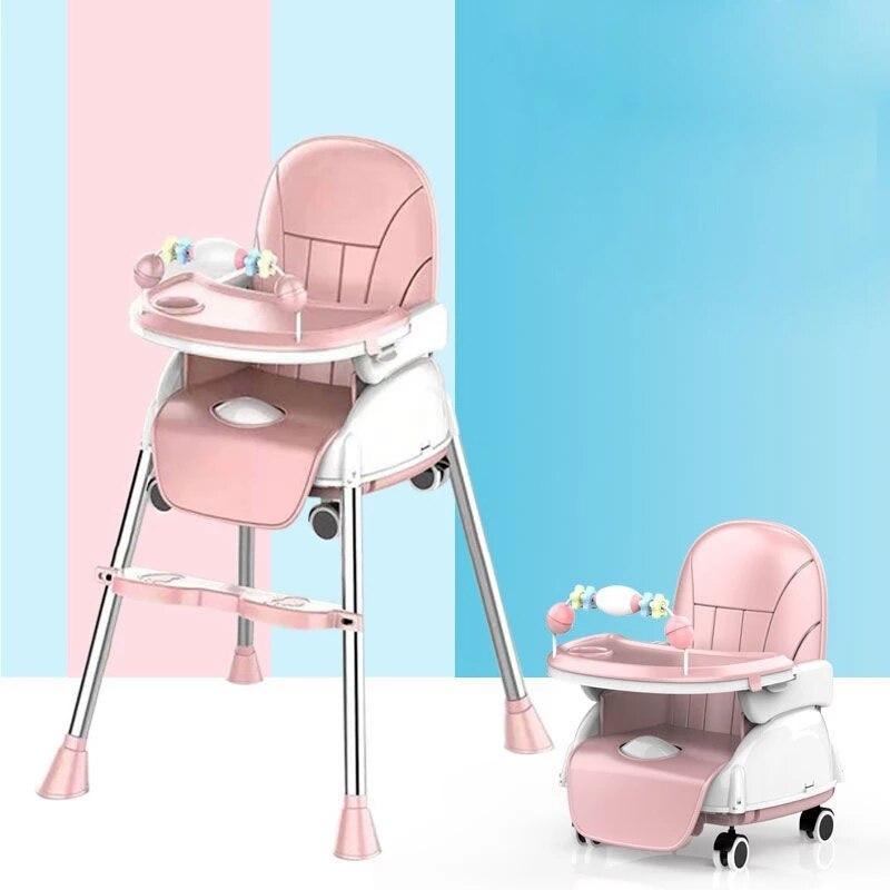 Детское портативное кресло-подставка для кормления, детский стул-подставка для кормления
