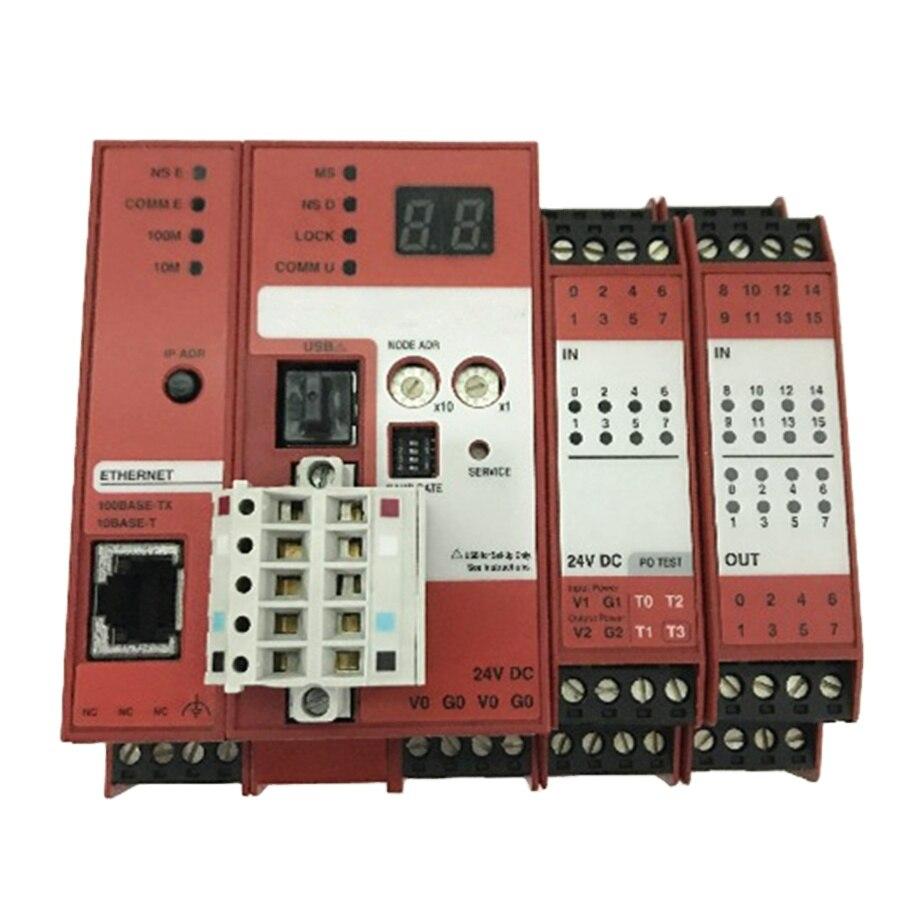 1752-L24BBBE PLC وحدة وحدة تحكم صغيرة