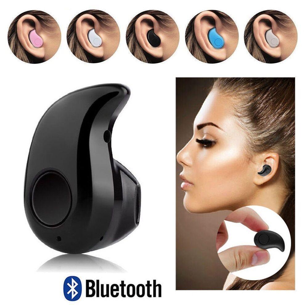Mini Wireless Sport Bluetooth Earbuds Stereo In-Ear Headset Earphones Headphone Portable
