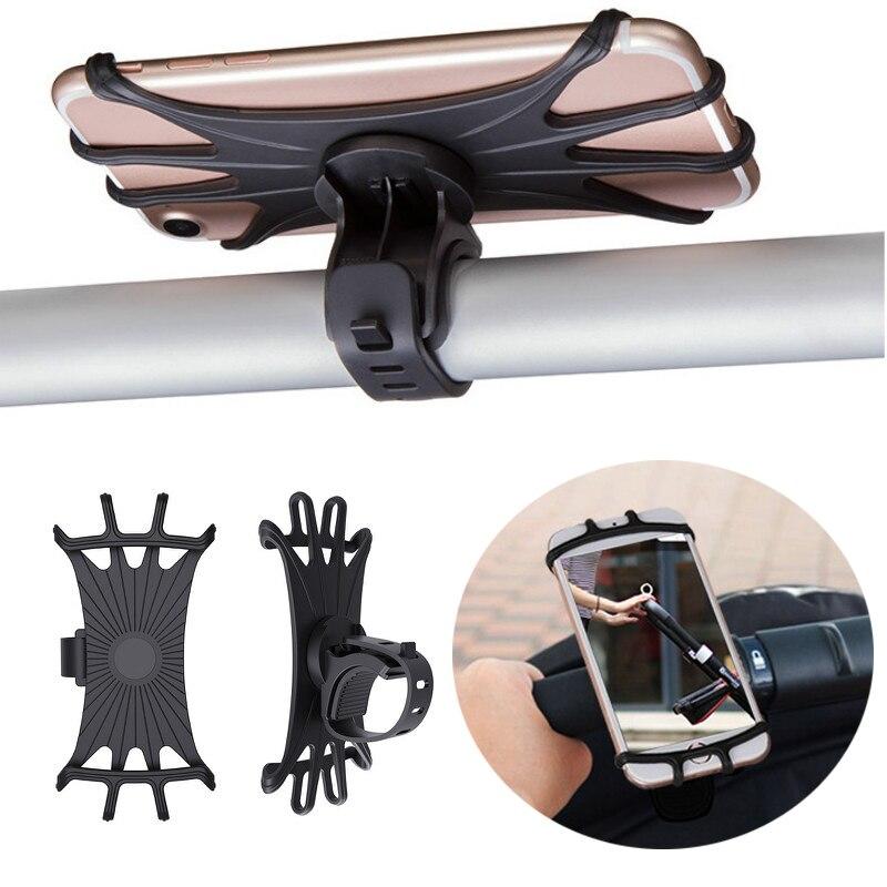 Аксессуары для детской коляски 360 Вращающийся держатель для мобильного телефона Универсальная коляска для велосипеда мотоцикла держатель для телефона для Gps устройства