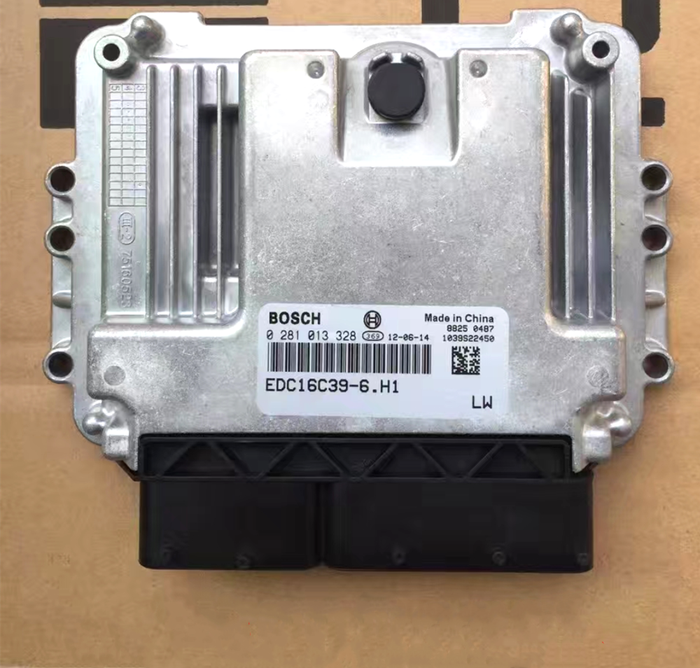 Original NEW Diesel Engine Computer Board ECU Electronic Control Unit 0281013328 EDC16C39-6 Fit for Great Wall EDC16 94pin 60pin