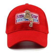 1994 BUBBA GUMP SHRIMP Baseball cap men women Sport hats Summer Cap Embroidered casual Hat Forrest G