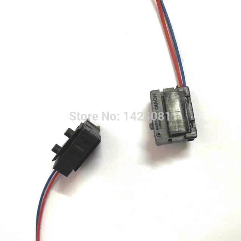 Juego de Micro interruptor de cerradura de puerta 3BD998785 3BD998786 para VW PASSAT B5 GOLF 4 MK4 BORA POLO TOURAN Audi A6 C5 3BD 998 785 /3BD 998 786