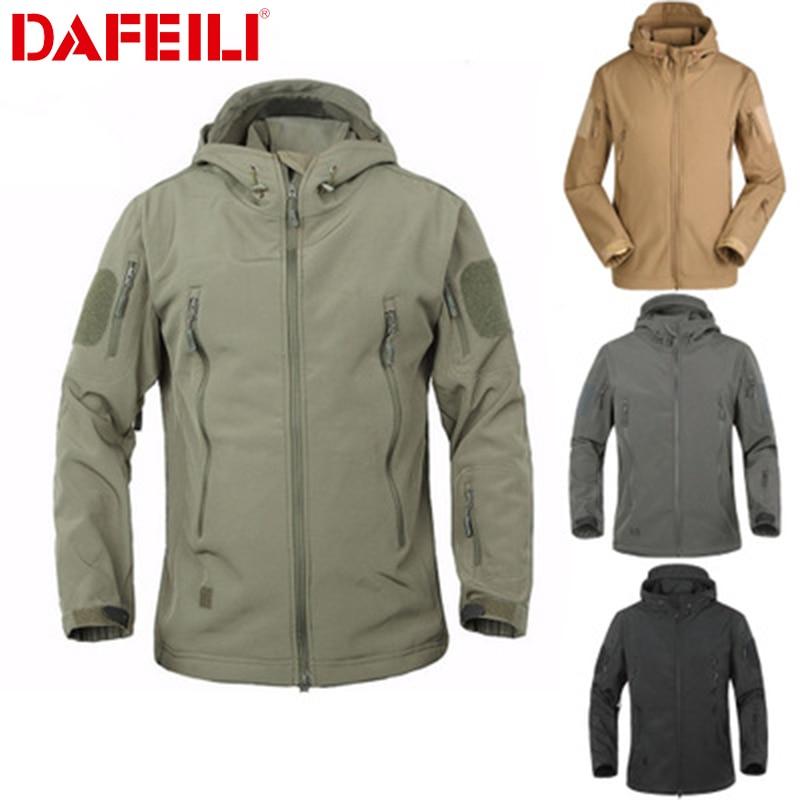 Chaqueta SoftShell impermeable al aire libre 2020 cazadora abrigo de esquí senderismo lluvia camping pesca ropa táctica hombres y mujeres