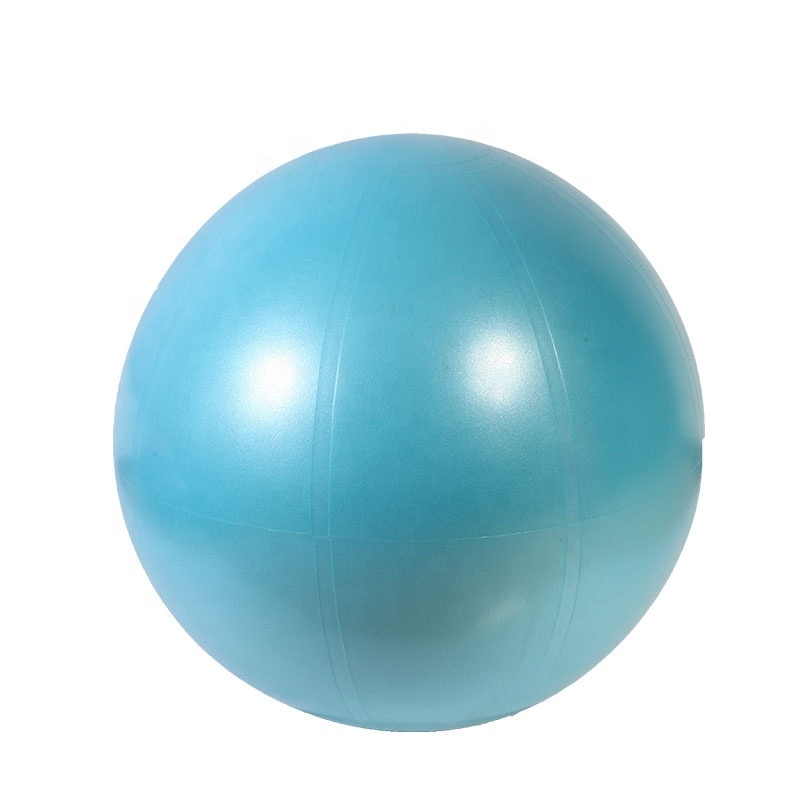 65cm PVC deportes Ejercicio de pelota de Yoga Pilates Fitnss gimnasio entrenamiento Balance bola antideslizante Anti Burst estabilidad equilibrio bola inflable