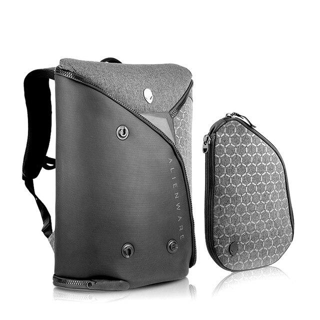 2021 Original mochila para Alienware M15 15,6 pulgadas Area-51m R5 17,3 pulgadas Cruiser de bolsa de ordenador portátil mochila