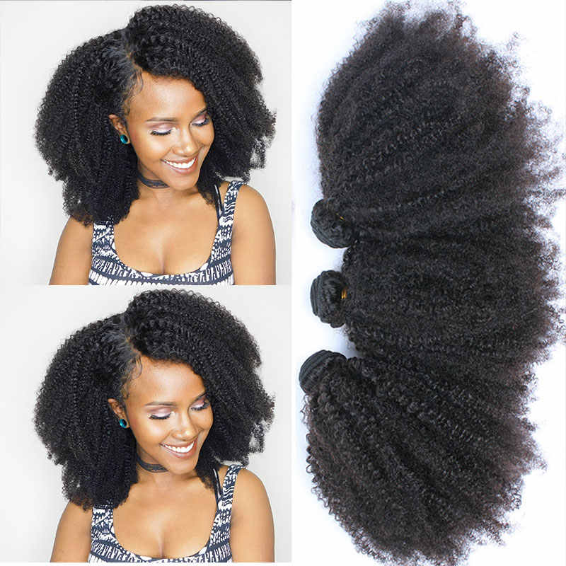 Mongolian Afro Kinky Curly Bundles Human Hair Bundles With Closure 100 Human Hair Weave Extensions 4b 4c Virgin Hair Everbeauty Beautiful Bundles Beautiful Hair Extensionsbeauty Hair Aliexpress