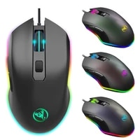 mouse gamer a866 7 color led fiber usb wired mouse for computer game professional gamer gaming mouse rato com fio