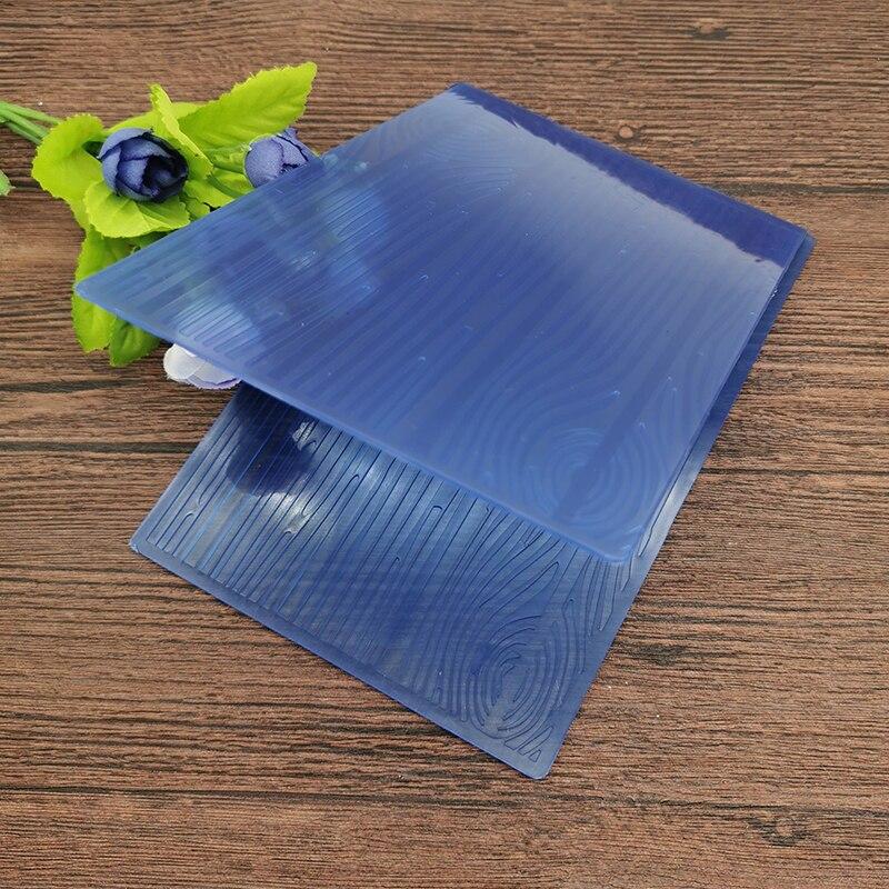 AOKEDIY Tree print DIY Plastic Embossing Folders for DIY Scrapbooking Paper Craft/Card Making Decoration Supplies