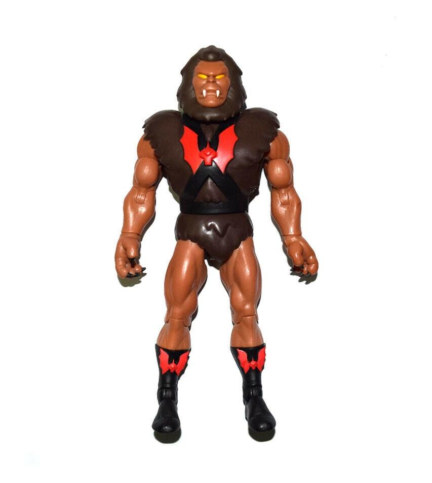 "Super 7 He man MOTU Mestre do Universo Grizzlor 6 ""Loose Action Figure"