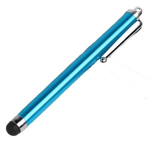 9,0, емкостная ручка для рисования с сенсорным экраном, стилус с проводящей сенсорной присоской, сенсорная головка из микрофибры для планшетного ПК, смартфона