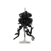 moc star movie ultimate collector series imperial probe droidby dmarkng ucs scale robot building blocks bricks toy birthday gift