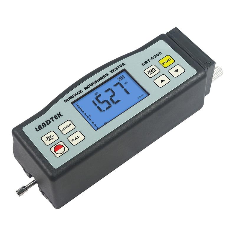 الرقمية SRT-6200 خشونة السطح اختبار (رع ، Rz) تكون متوافقة مع أربعة معايير ISO ، DIN ، ANSI و JIS