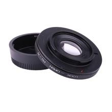 FD-AI крепление для объектива камеры Адаптер кольцо для монтаж Canon FD объектив для Nikon AI f-крепление SLR камера корпус для макросъемки