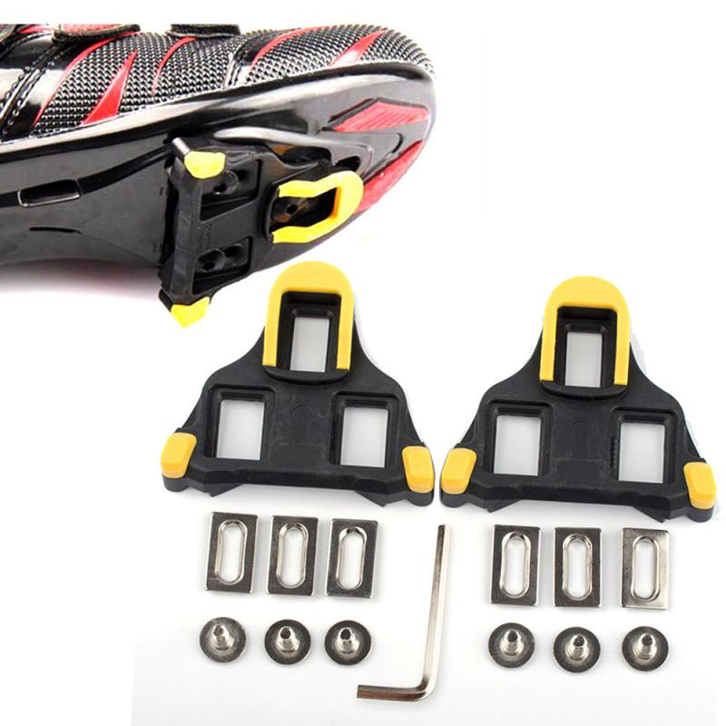 1 par de zapatos para bicicleta de carretera calzas férula de seguridad para carretera, calzas para bicicleta, tablillas para bicicleta, calzas de madera contrachapada