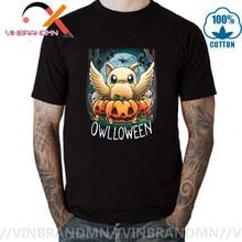 2020 lindo bebé búho Harry owllow-potter hombres camiseta Harajuku Camisetas Dragon Ball Stranger Things camiseta niños camiseta de dibujos animados