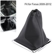 Couvercle anti-poussière de remplacement de boîte de vitesses   Bâton de boîte de vitesses de voiture pour Ford Focus 2005 2006 2007 2008 2009 2010 2011 2012