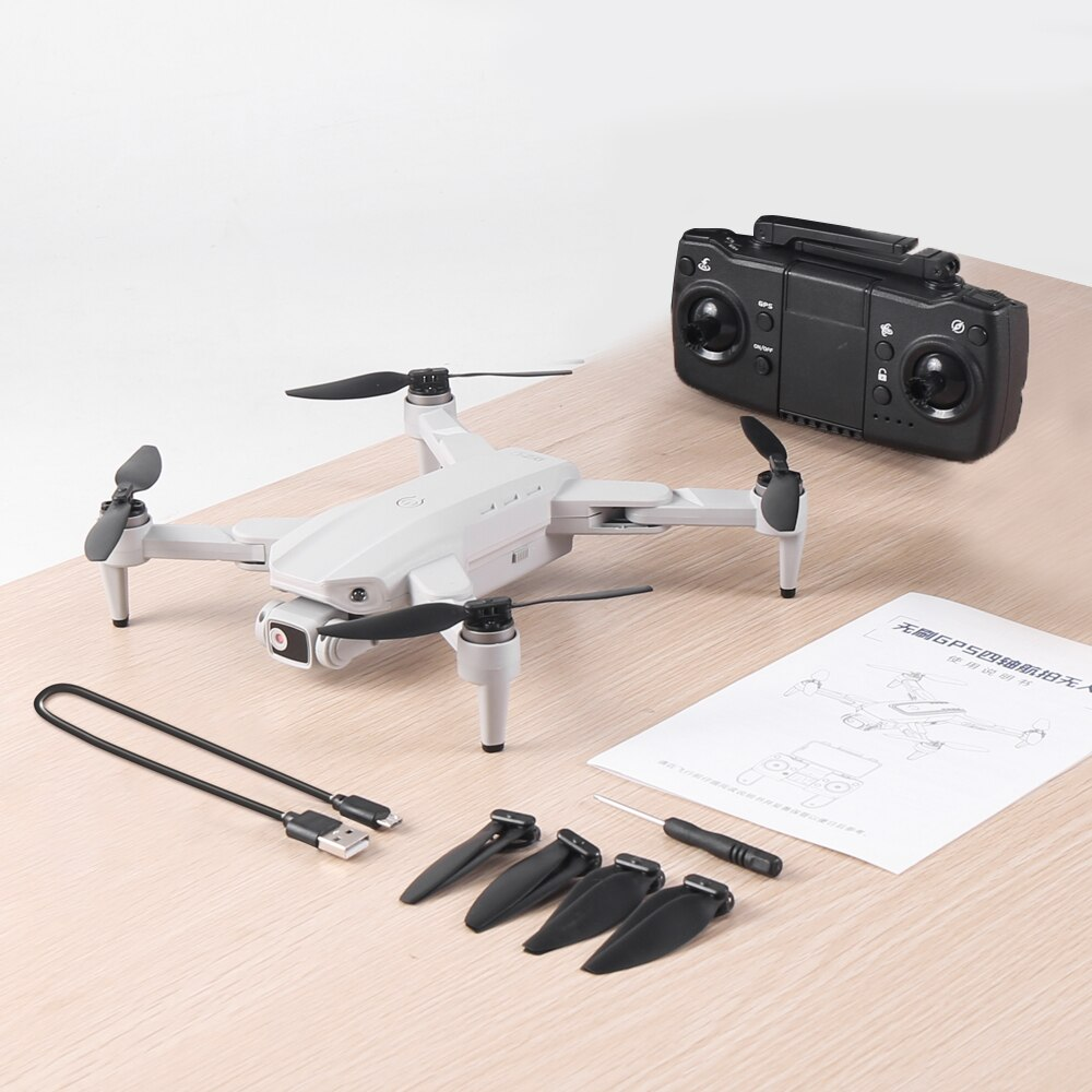 NEW L900 Pro GPS 5G WIFI FPV Drone 4K HD Professional Dual Camera Real-time Transmission Brushless Motor RC Distance 1.2km Dron enlarge
