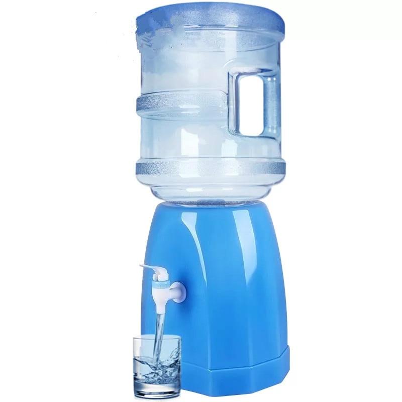 مضخة مياه صغيرة موزع نافورات سطح المكتب جالون شرب زجاجة التبديل قاعدة دلو حامل ضاغط يدوي برميل صنبور الحنفية
