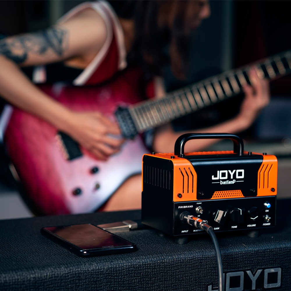 JOYO BanTamP FireBrand GuitarAmplifier Punch Music Distortion Amplifier For Electric Guitar AMP Crunch Timbre Parts Accessories enlarge