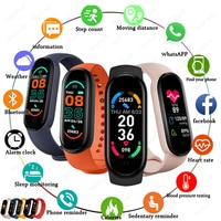 2021 Смарт-часы Xiaomi для мужчин и женщин, Смарт-часы с пульсометром, пошаговыми калориями, фитнес-трекер, спортивный браслет для iPhone, Xiaomi, Смарт-...
